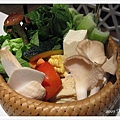 蔬菜為主的火鍋料