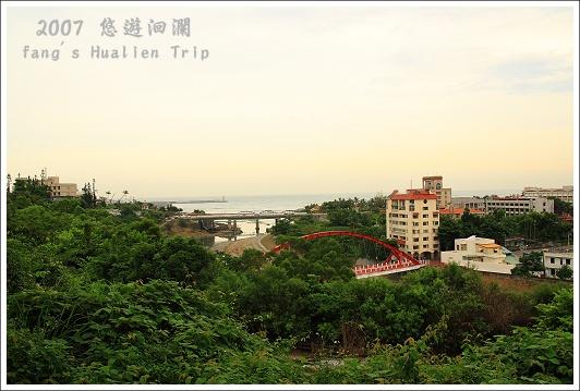 遠眺花蓮港1