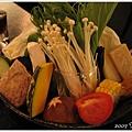 新鮮蔬菜火鍋料