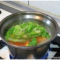 隨手煮的青菜湯
