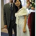 不小心拍到新娘眨眼了啦
