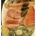 海鮮...魚肉和透抽超棒,都很新鮮