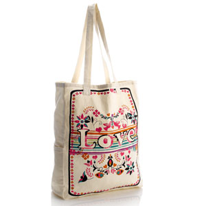 Accessorize - Hippy Love Fairtrade Cotton Shopper.jpg