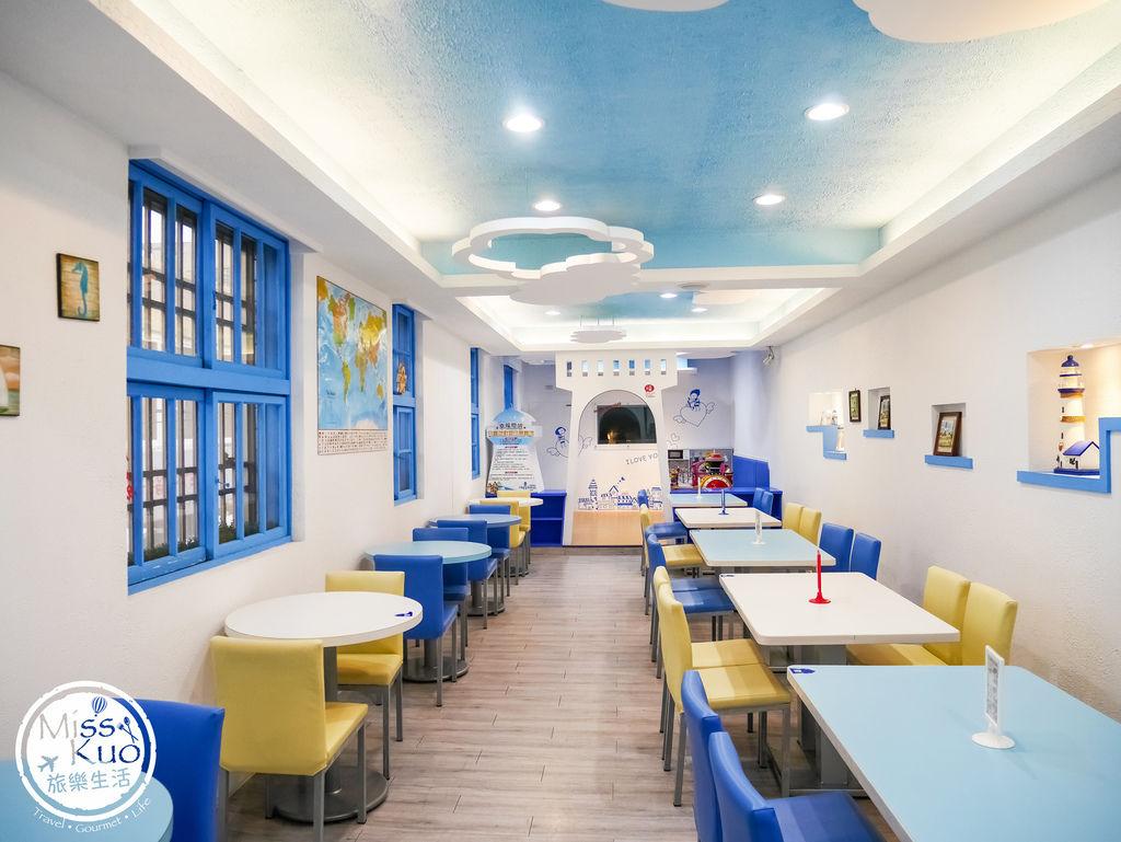 【雲林。食記】幸福燈塔復合式餐飲。燈塔主題餐廳。親子餐廳。流浪貓之家《愛評體驗團》