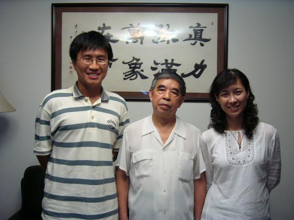 棗莊師、湘華學姐