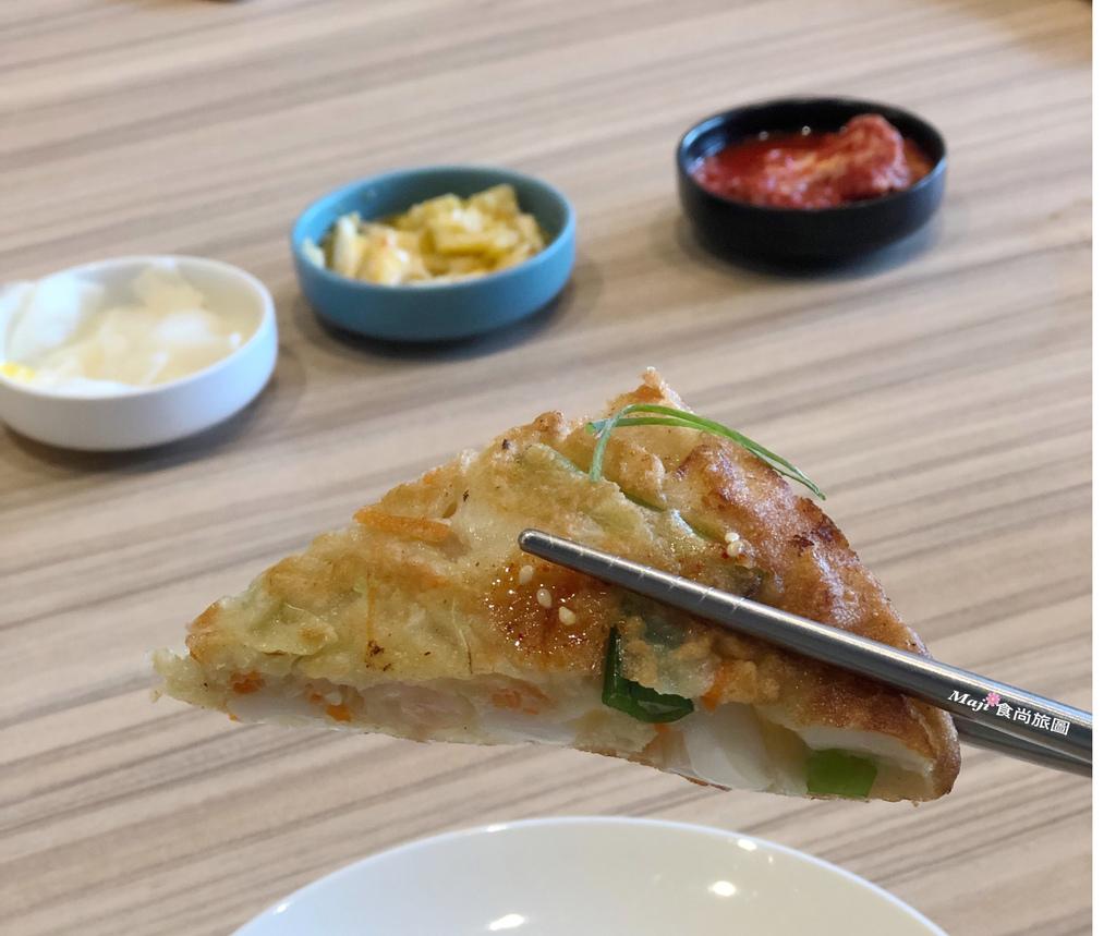 劉震川韓潮吧海鮮煎餅