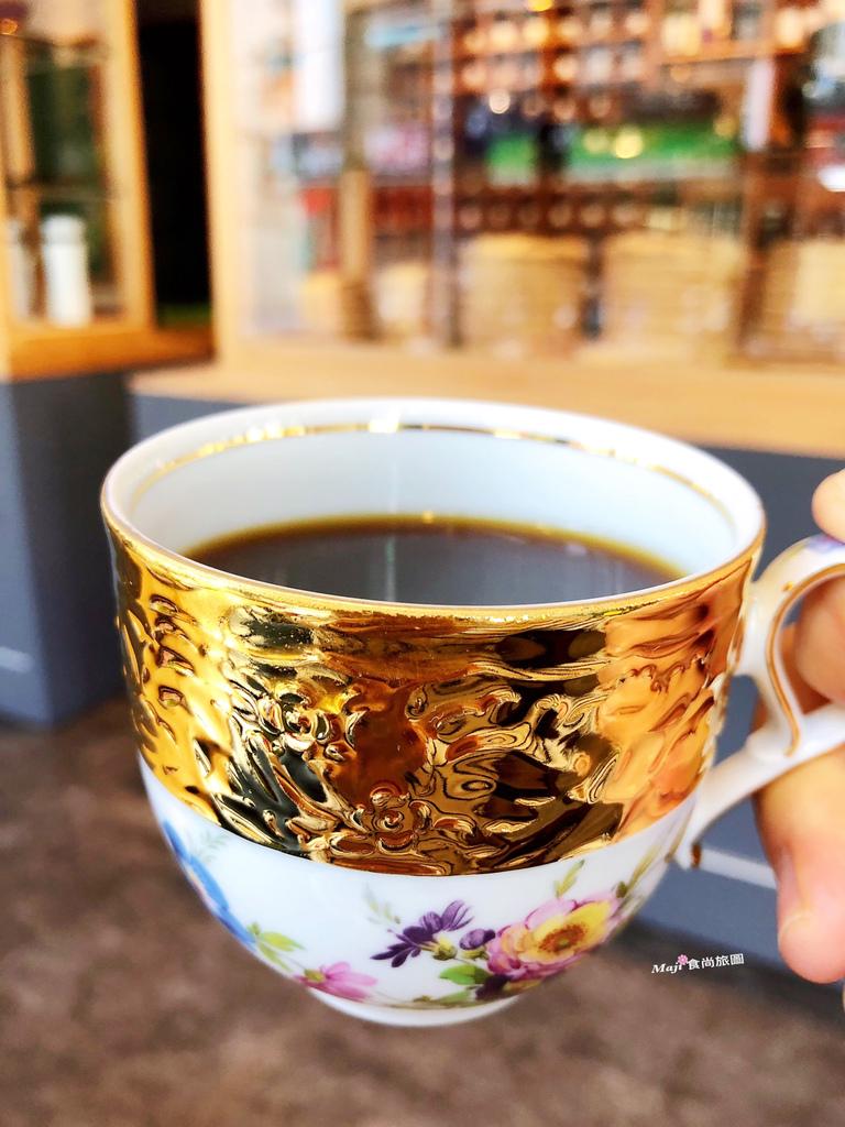 香投咖啡衣索比亞西達摩