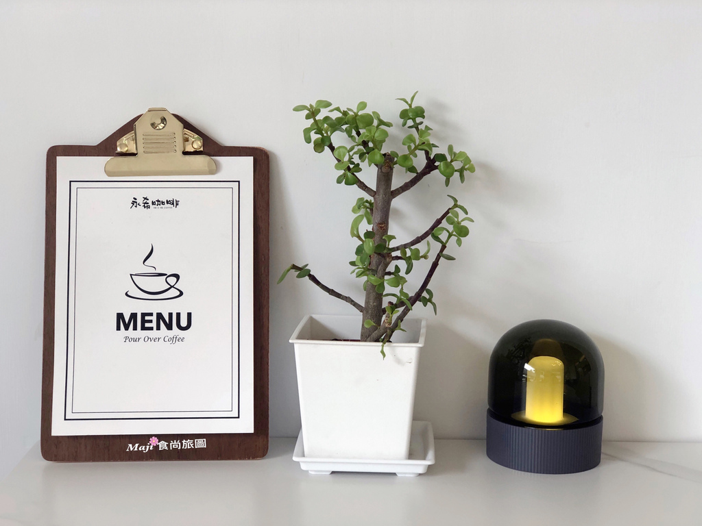 永希咖啡 VIS A VIS COFFEE菜單