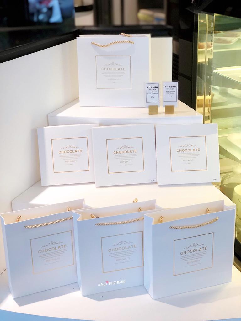 生巧克力禮盒