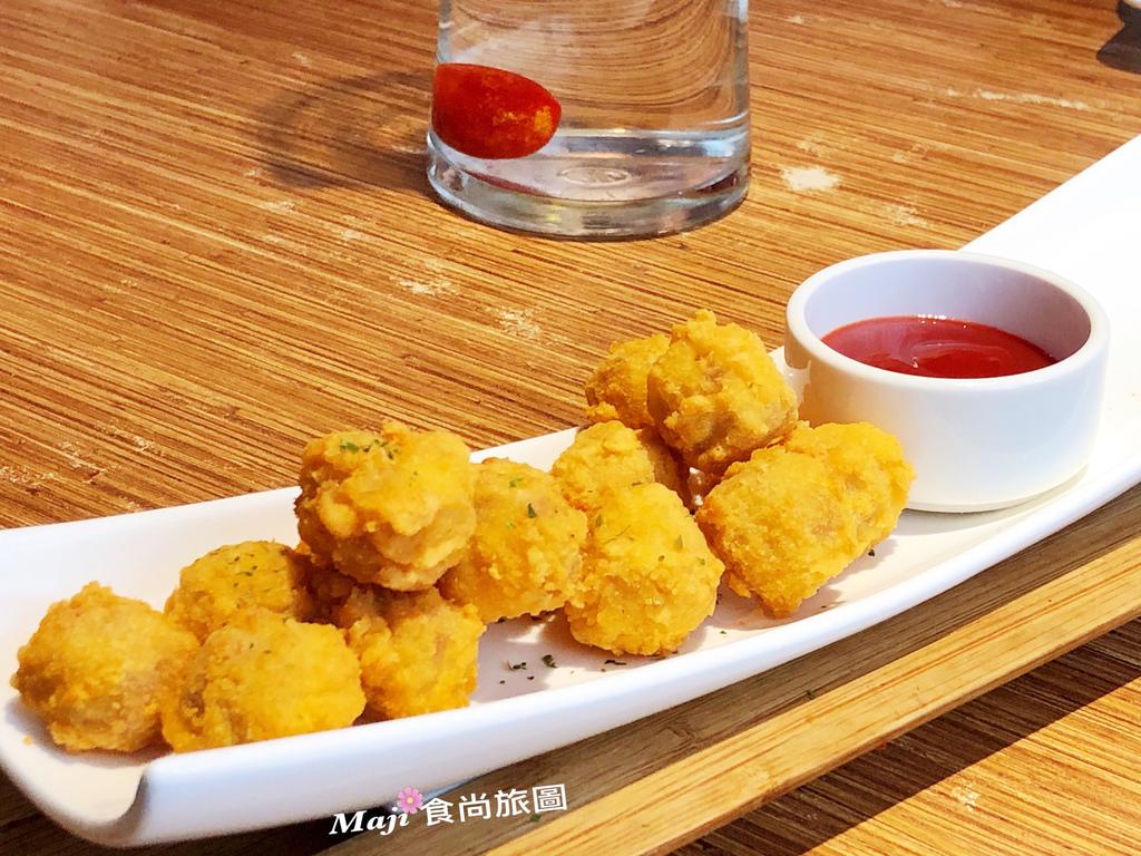 黃金雞米花