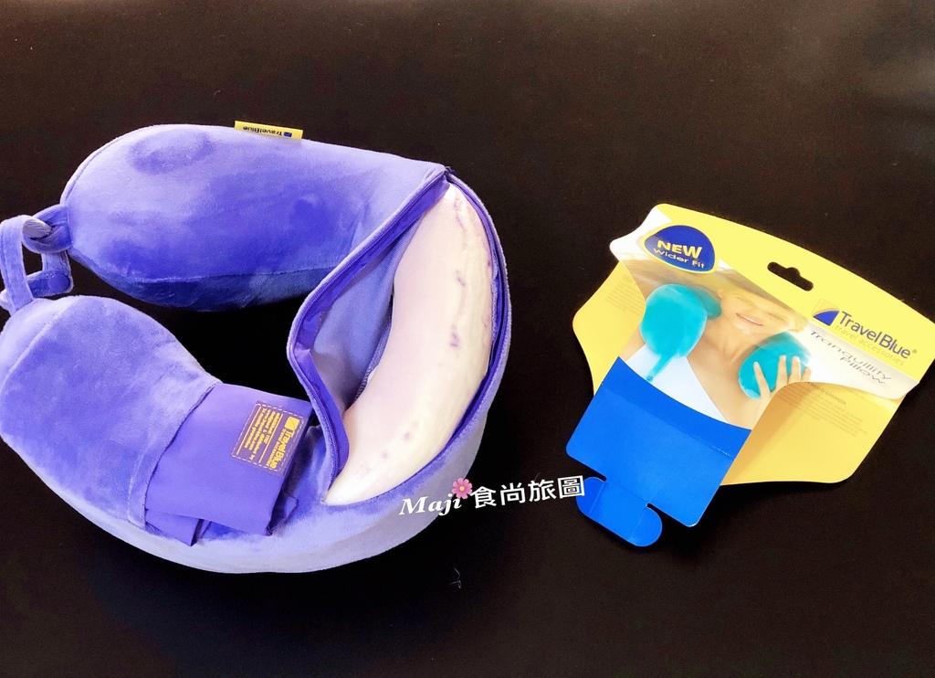 Travel Blue 寧靜頸枕