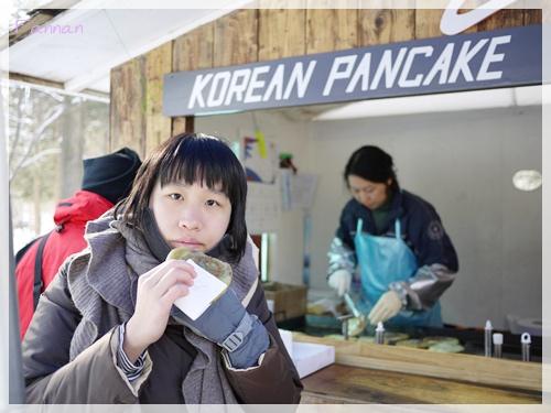 韓國自由行,首爾自由行,韓國黑糖餅,韓國鬆餅,南瓜鬆餅,韓國小吃,P1000426.JPG