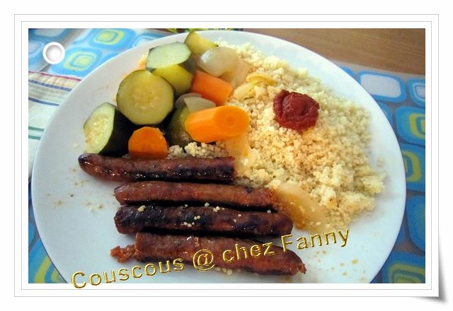 Couscous chez Fanny