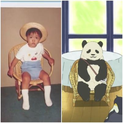 Panda&SakuraiSho