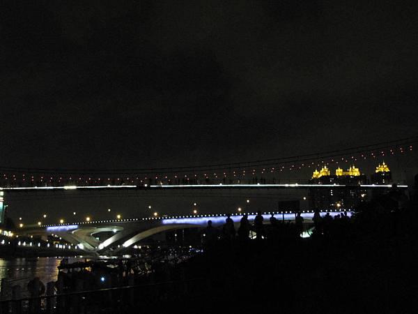 201108碧潭夜景