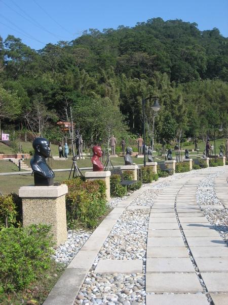蔣公銅像公園