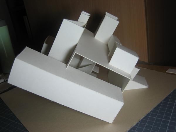 這是從平面轉立體的作業