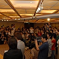 日本媒體的陣仗! 嚇人吧! 2006
