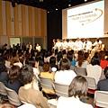 日本Fans都很守秩序喔! 2006