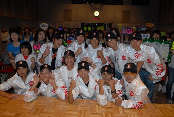 活動結束合照! 2006