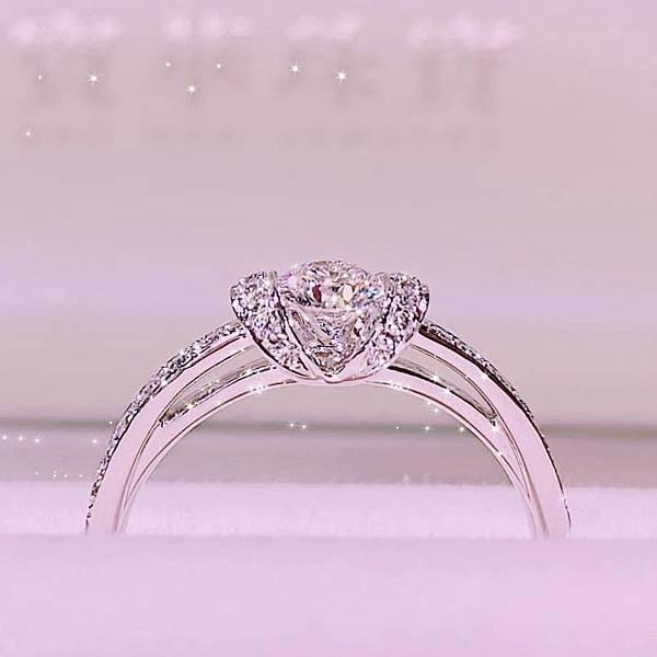 寶華珠寶銀樓-GIA認證八心八箭鑽石1.jpg
