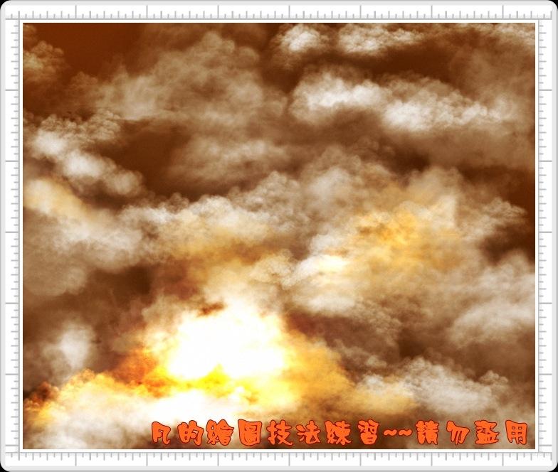 繪畫~~雲彩