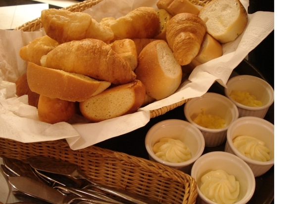 香熱麵包,任君挑選。
