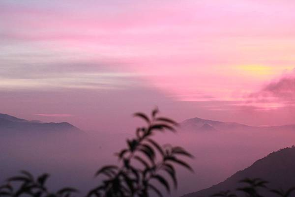 03-拉拉山夕陽