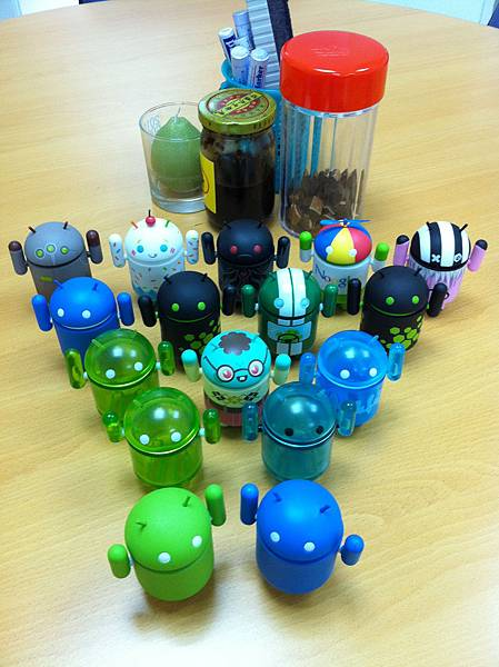 Android 的膩席
