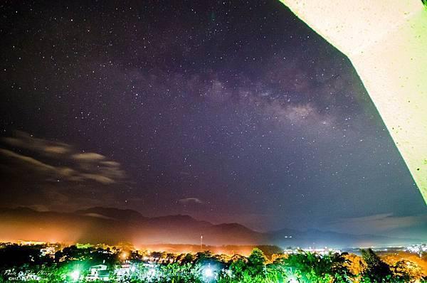 在家看銀河