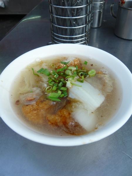 台南土魠魚羹湯