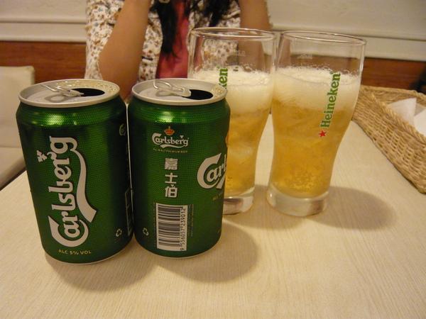 嘉世伯啤酒 Carsberg