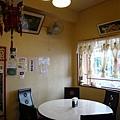 餐廳內部ㄧ角