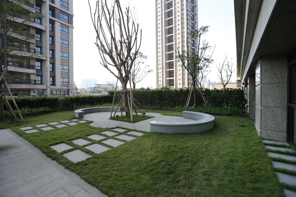 中和左岸/中和建案/紫金園-三樓的空中花園