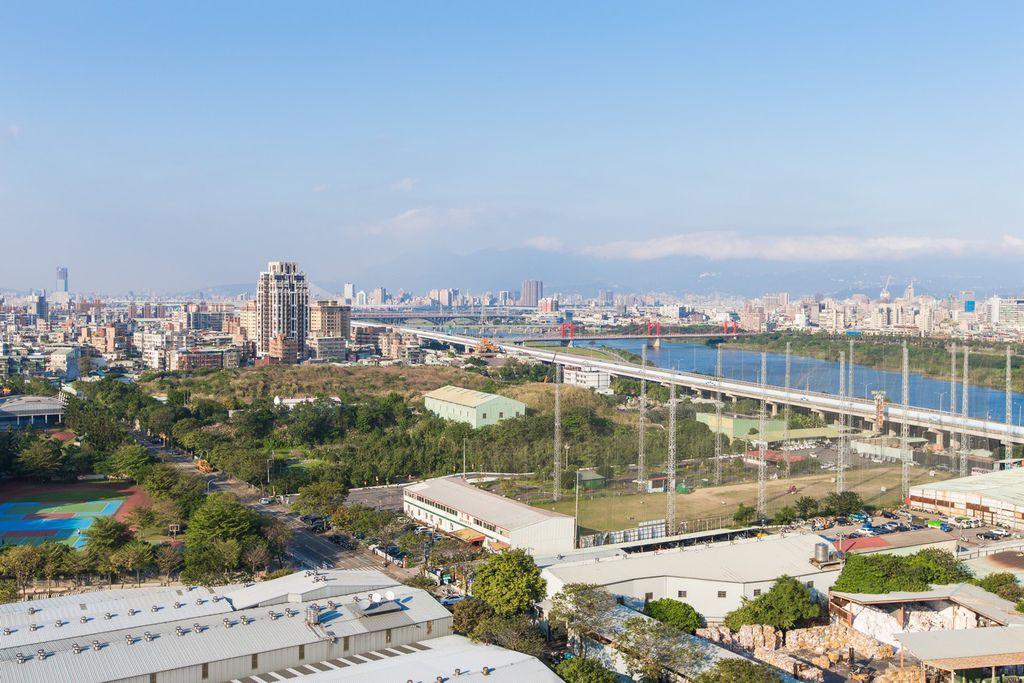 遠雄二代宅,淡水河水岸景觀-中和左岸/中和建案-彩虹園