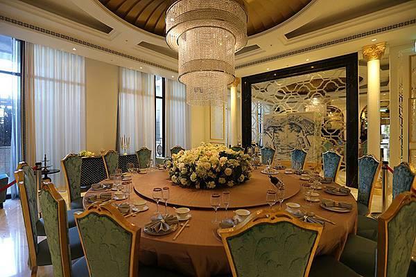 宴會廳奢華壯麗