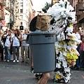 垃圾人與垃圾筒人