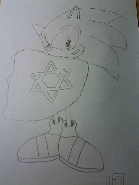 Sonic&披風