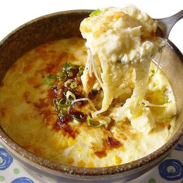 北瓜金沙鮮奶蒸蛋