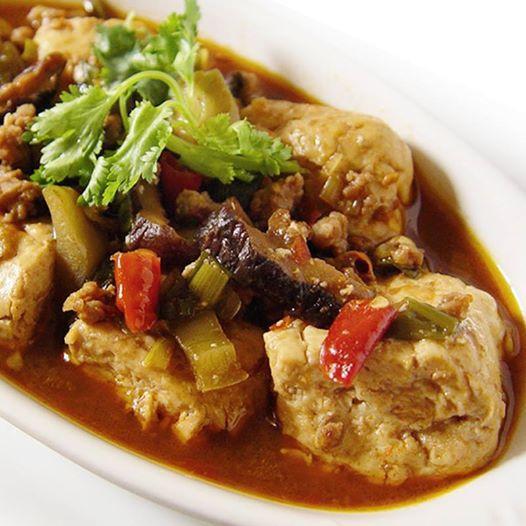 自製臭豆腐料理