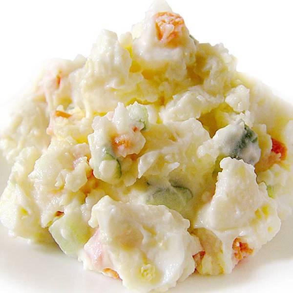 【厚生廚房】超級簡單 但絕對被掃盤的馬鈴薯沙拉