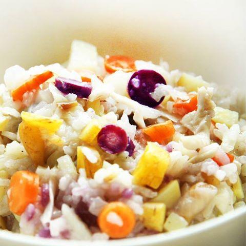 【厚生廚房】讓吃飯變有趣~~甜蔬滿足燉飯