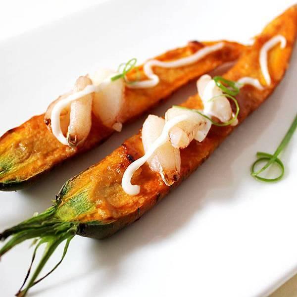 【厚生廚房】歡樂周五又到啦!開吃啦~~橘蘿蔔蟹肉燒