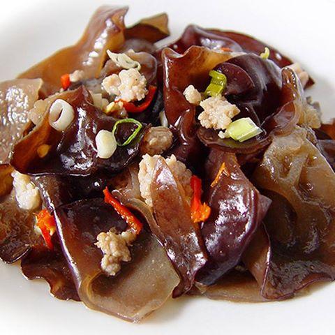 【厚生廚房】大口大口下飯料理!肉末炒木耳
