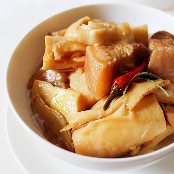 【厚生廚房】當季的鮮味~~桂竹筍燉肉