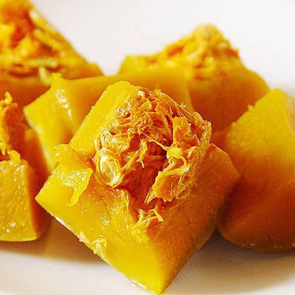 【厚生廚房】低卡料理,體重有給它想下降的你必吃呀!清蒸南瓜