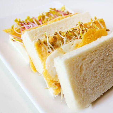 【厚生廚房】早餐居然這麼簡單!!健康芽菜土司捲
