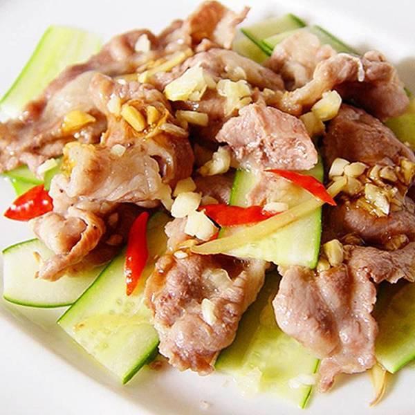 【厚生廚房】熱熱天就愛涼涼吃 簡單肉料理首選~~蒜泥白肉~