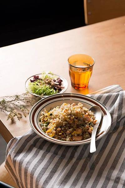 【厚生廚房】輕盈美味料理~地中海紅蔾沙拉