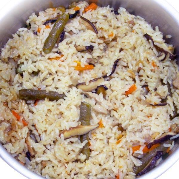 【厚生廚房】你家有水了嗎? 那就用這一鍋料理來搞定吧! 菜豆飯